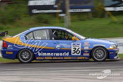 James Clay (n°36 BMW 325i)