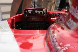 Intersport Racing Lola B162 Judd on the starting grid