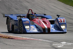 #37 Intersport Racing Lola B162 Judd: Jon Field, Duncan Dayton