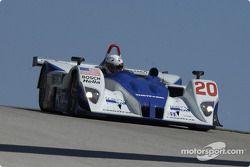 #20 Dyson Racing Team Lola AER: Chris Dyson, Andy Wallace