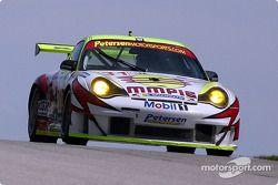 #31 White Lightning Racing Porsche 911 GT3 RSR: Craig Stanton, David Murry, Michael Petersen