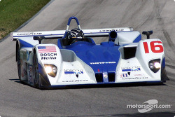 #16 Dyson Racing Team Lola AER: James Weaver, Butch Leitzinger