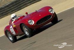 n°27 1955 Ferrari 750 Monza, Dan Ghose