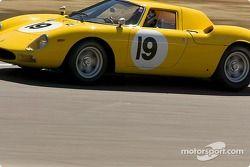 n°19 1964 Ferrari 250 LM, Rob Walton