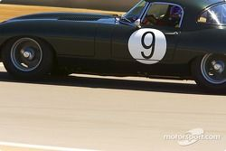 n°9 1964 Jaguar E-Type, Greg Johnson