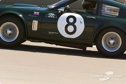 n°8 1964 Sunbeam LeMans Tiger, Darrell Mountjoy