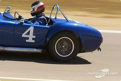 n°4 1965 Cobra, Harley Cluxton III