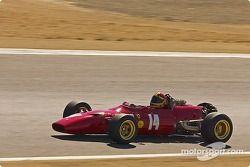 n°14 1968 Ferrari F-2, John Weinberger