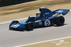 n°5 1972 Tyrrell 005, Don Edwards