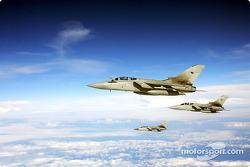 Three Tornado's