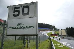 Bienvenido a Spa-Francorchamps