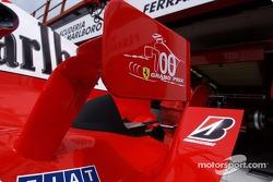 Семисотое Гран При для команды Ferrari