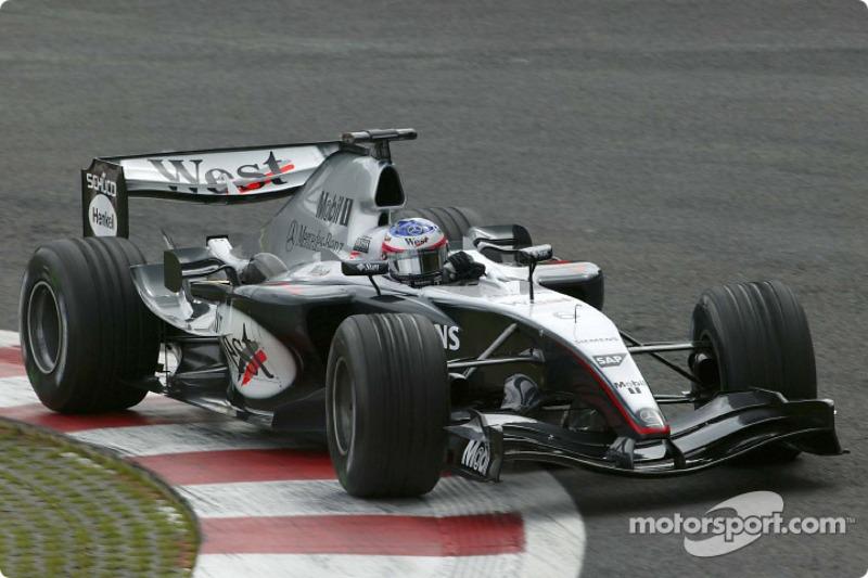 2004 Kimi Raikkonen, McLaren