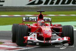 Рубенс Баррикелло, Ferrari