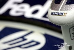 Rain drops, Williams-BMW
