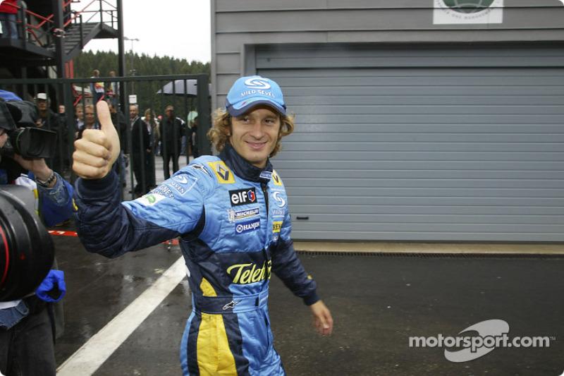 Jarno Trulli. 252 grandes premios.