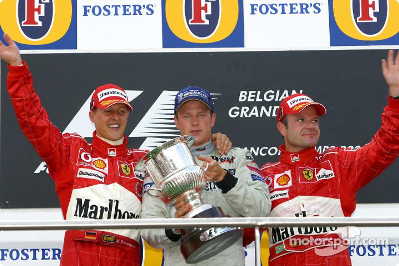 GP da Bélgica 2004