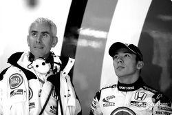Geoff Willis ve Takuma Sato
