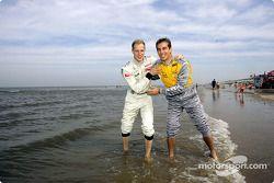 Charles Zwolsman und Jeroen Bleekemolen