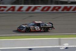 Dale Earnhardt Jr. i n the Dave Matthews #8