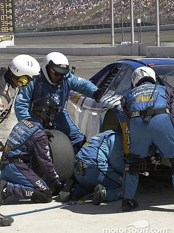 Arrêt aux stands pour Matt Kenseth : ce ne sont pas que les pilotes qui font deux courses ce week-en