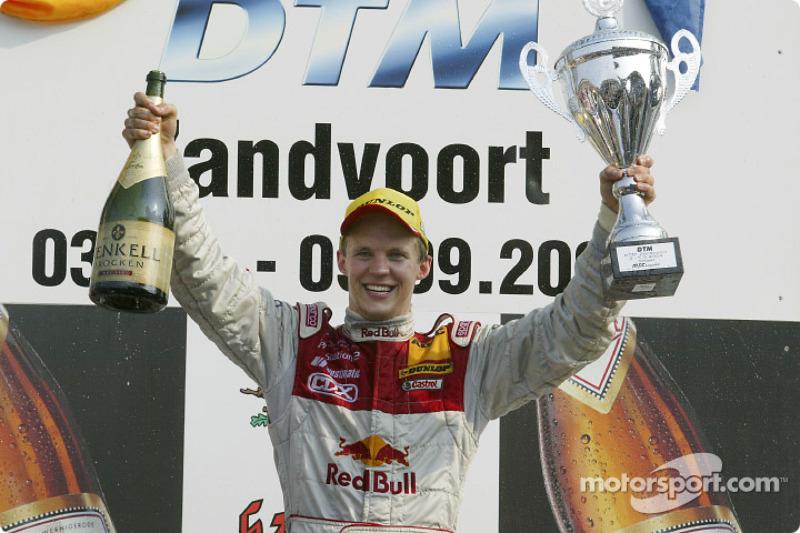 2004: Mattias Ekström (Audi)