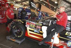 Dale Earnhardt Jr.'s Budweiser Chevy