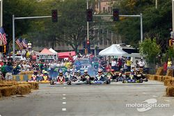 Start of King of the Streets race