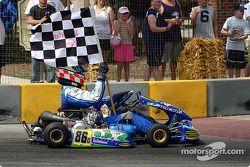 Kyle Wiegand, le vainqueur de la course King of the Streets