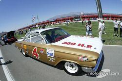 #4 Chevy of Rex White
