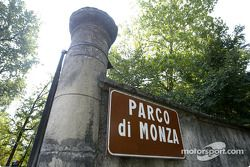 Welcome to Monza