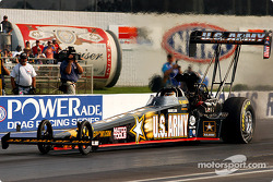 Saturday Top Fuel Dragster