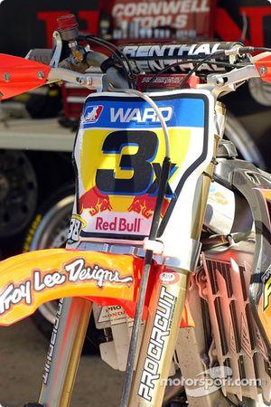 Jeff Ward's bike