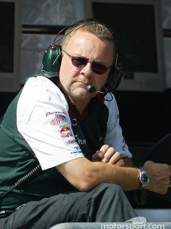 Dave Stubbs de Jaguar