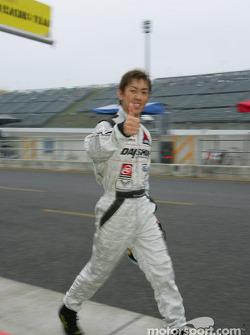 Masataka Yanagida, Naofumi Omoto