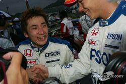 Tsugio Matsuda, Andre Lotterer