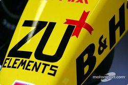 Un nouveau sponsor pour Jordan : Zu Elements
