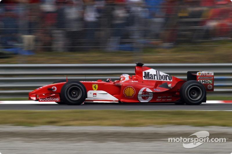 Rubinho também detém o recorde da volta mais rápida em uma prova em Monza com 1min21s046, em 2004, quando estava na Ferrari.