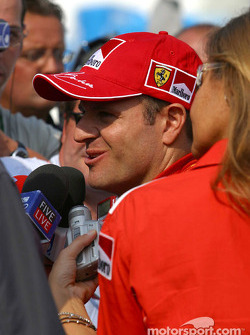Interviews pour Rubens Barrichello