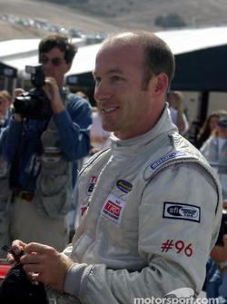 Race winner and Atlantic Series 2004 champion Jon Fogarty