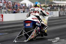 Sunday Pro Stock Motorcycle