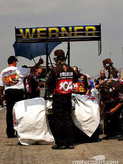 L'équipe Werner