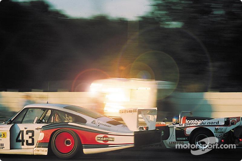 1978 год. Экипаж Рольфа Штоммелена и Манфреда Шурти, Porsche 935/78 turbo
