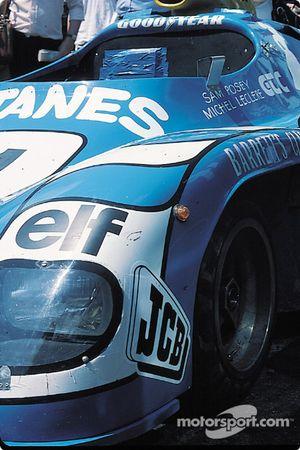 La Mirage M9 Renault n°11 Grand Touring Cars Inc. : Sam Posey, Michel Leclère