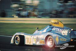 #10 Grand Touring Cars Inc. Mirage M9 Renault: Vern Schuppan, Jacques Laffite, Sam Posey