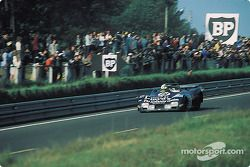IBEC Racing Developments Hesketh 308LM: Guy Edwards, Ian Grob