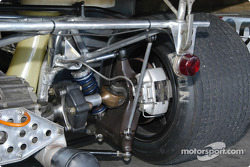 Porsche 908/3 rear suspension