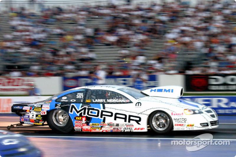 Larry Morgan is part of Schumacher Racing now