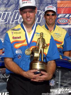 Jason Lines et Greg Anderson