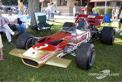 Lotus 49 von 1969, gefahren von Jochen Rindt